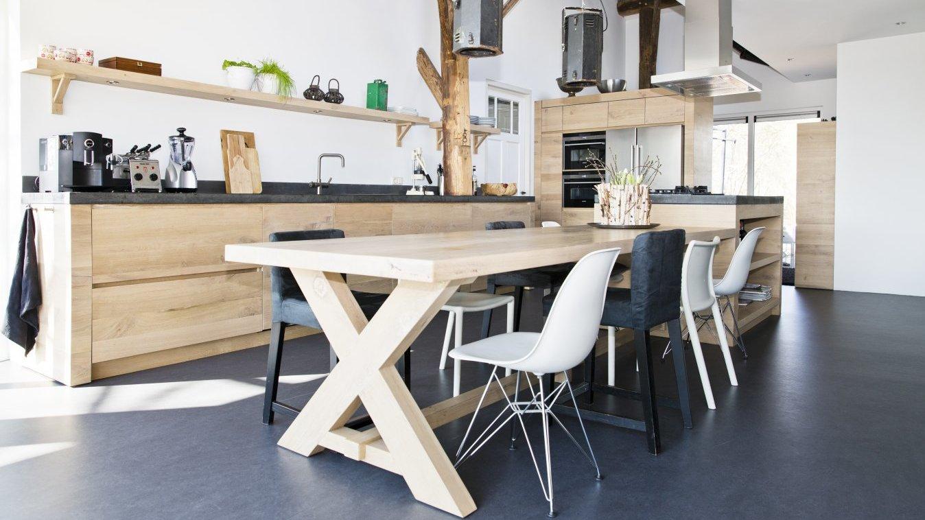 Landelijk Moderne Keukens : Landelijk moderne keuken